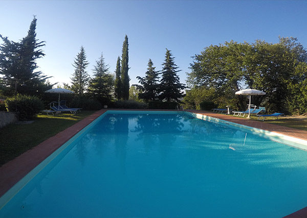 II cassello country house tuscany pool