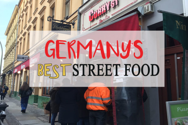german street food
