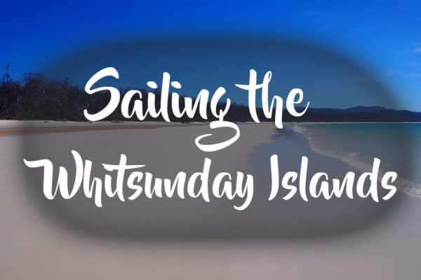 Sailing Tour Whitsunday Islands