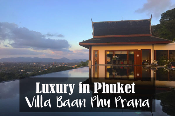 Villa Baan Phu Prana - Phuket's Luxurious Side