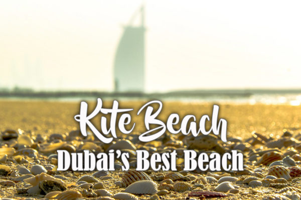 Dubai's Best Beach Kite Beach